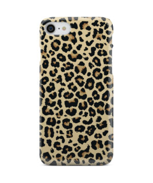 Leopard Print for Unique iPhone 8 Case