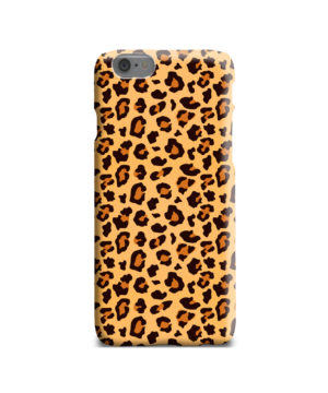 Leopard Print Texture for Premium iPhone 6 Case