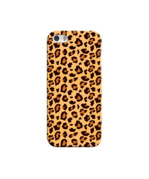 Leopard Print Texture for Trendy iPhone 5 Case