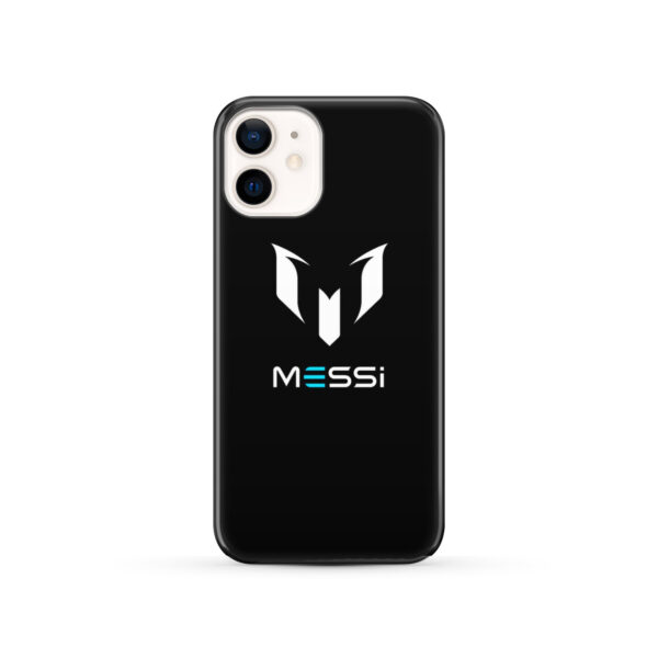 Lionel Messi Logo for Simple iPhone 12 Case Cover