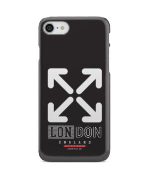 London England Off White for Beautiful iPhone 8 Case
