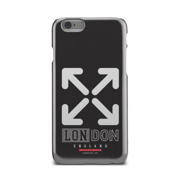 London England Off White for Nice iPhone 6 Case