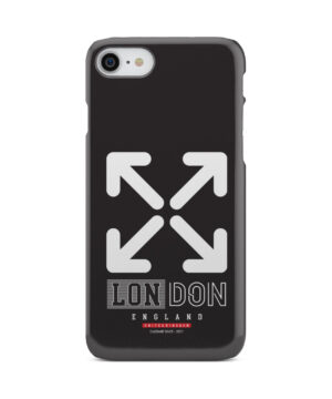 London England Off White for Premium iPhone 7 Case