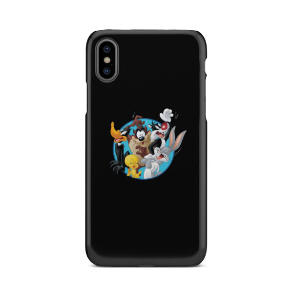 Looney Tunes Cartoon Characters for Amazing iPhone X / XS Case