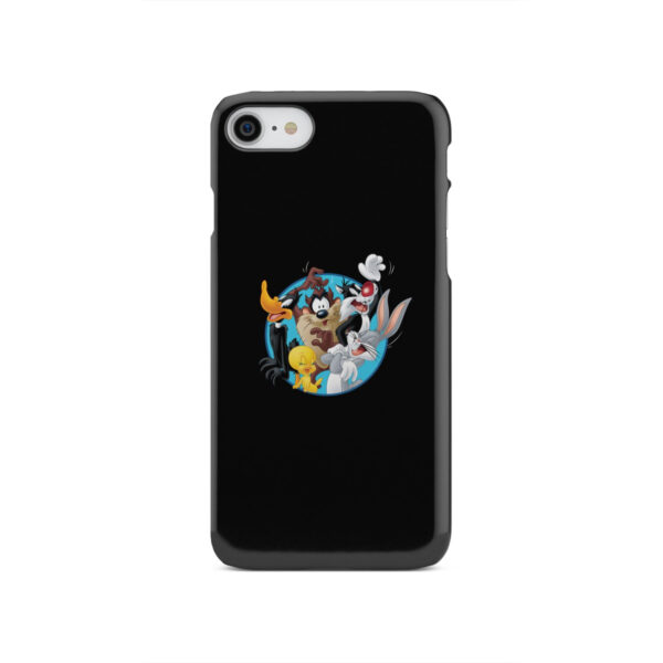 Looney Tunes Cartoon Characters for Beautiful iPhone SE 2020 Case Cover