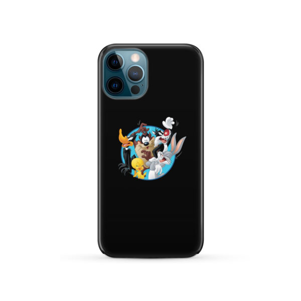 Looney Tunes Cartoon Characters for Best iPhone 12 Pro Case Cover