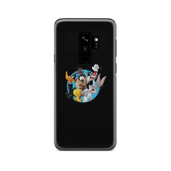Looney Tunes Cartoon Characters for Customized Samsung Galaxy S9 Plus Case