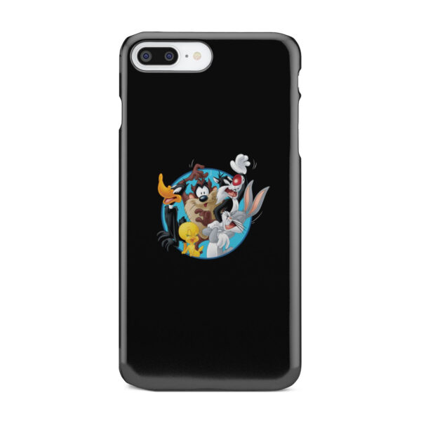 Looney Tunes Cartoon Characters for Personalised iPhone 8 Plus Case