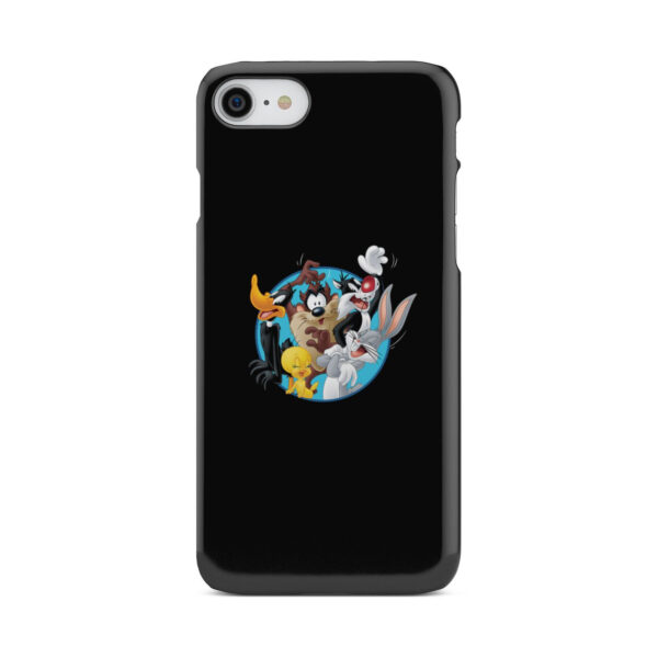 Looney Tunes Cartoon Characters for Premium iPhone 7 Case Cover