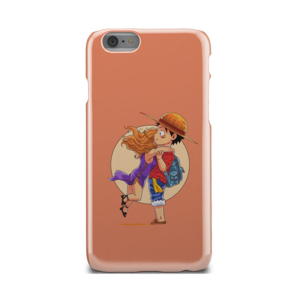 Luffy One Piece Characters for Nice iPhone 6 Case