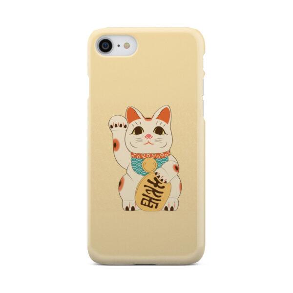 Maneki Neko Lucky Cat for Unique iPhone 8 Case