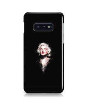 Marilyn Monroe Art for Amazing Samsung Galaxy S10e Case