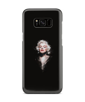 Marilyn Monroe Art for Customized Samsung Galaxy S8 Plus Case