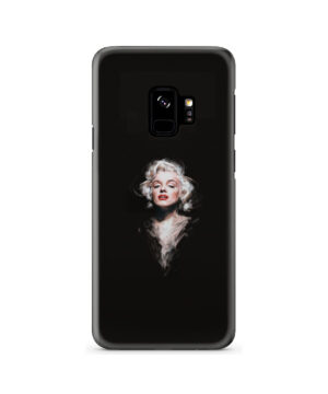Marilyn Monroe Art for Personalised Samsung Galaxy S9 Case