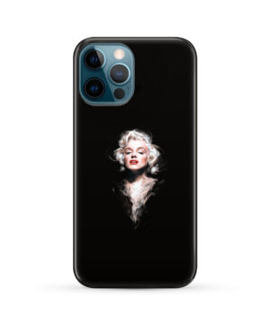 Marilyn Monroe Art for Stylish iPhone 12 Pro Max Case