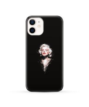 Marilyn Monroe Art for Unique iPhone 12 Case