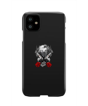 Marilyn Monroe Gangsta for Cool iPhone 11 Case Cover