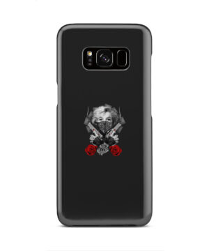 Marilyn Monroe Gangsta for Customized Samsung Galaxy S8 Case