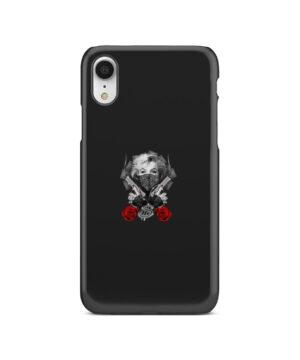 Marilyn Monroe Gangsta for Personalised iPhone XR Case Cover