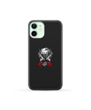 Marilyn Monroe Gangsta for Premium iPhone 12 Mini Case
