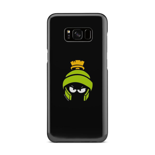 Marvin The Martian Face for Cute Samsung Galaxy S8 Plus Case