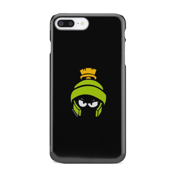 Marvin The Martian Face for Simple iPhone 8 Plus Case Cover