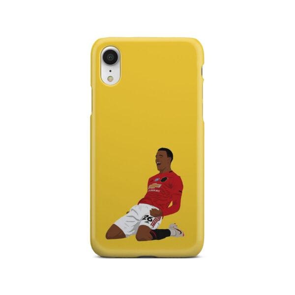 Mason Greenwood MUFC for Amazing iPhone XR Case