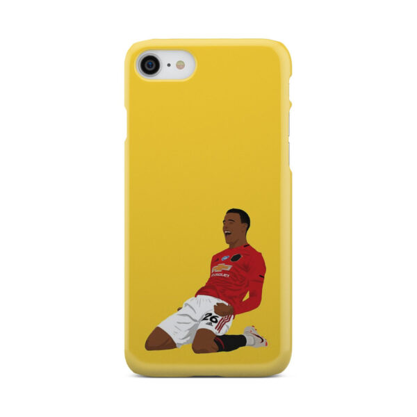 Mason Greenwood MUFC for Best iPhone 8 Case Cover