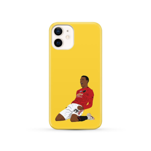Mason Greenwood MUFC for Custom iPhone 12 Case