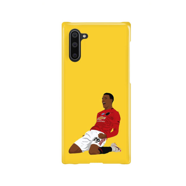 Mason Greenwood MUFC for Custom Samsung Galaxy Note 10 Case Cover