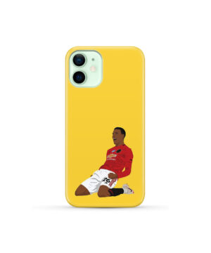 Mason Greenwood MUFC for Customized iPhone 12 Mini Case Cover