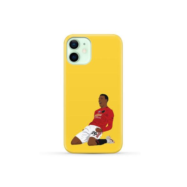 Mason Greenwood MUFC for Customized iPhone 12 Mini Case Cover