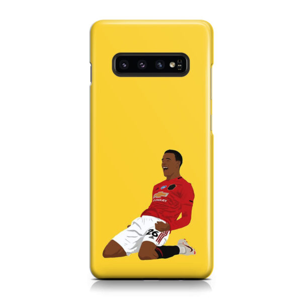 Mason Greenwood MUFC for Customized Samsung Galaxy S10 Case Cover