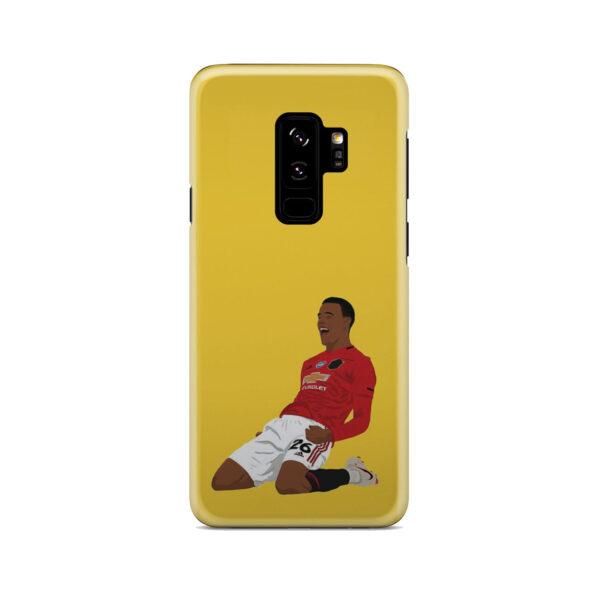 Mason Greenwood MUFC for Customized Samsung Galaxy S9 Plus Case
