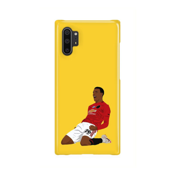 Mason Greenwood MUFC for Newest Samsung Galaxy Note 10 Plus Case Cover