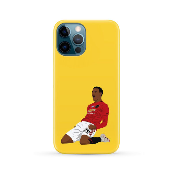 Mason Greenwood MUFC for Personalised iPhone 12 Pro Max Case Cover