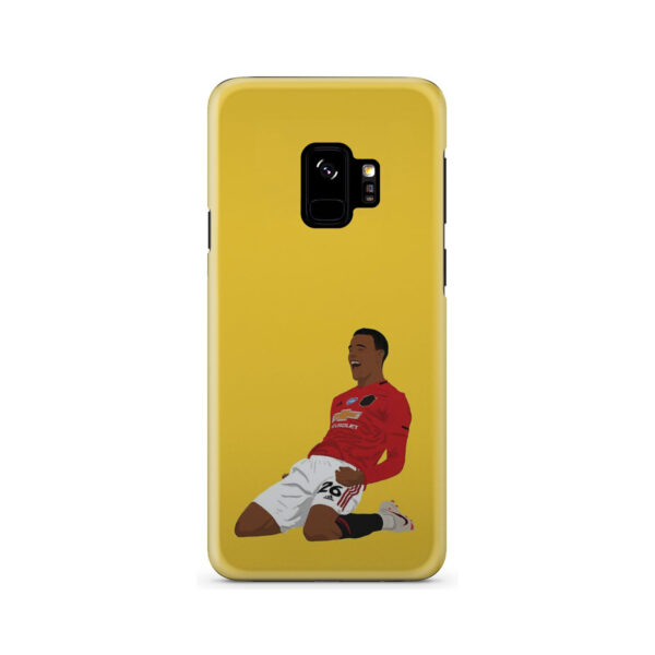 Mason Greenwood MUFC for Personalised Samsung Galaxy S9 Case Cover