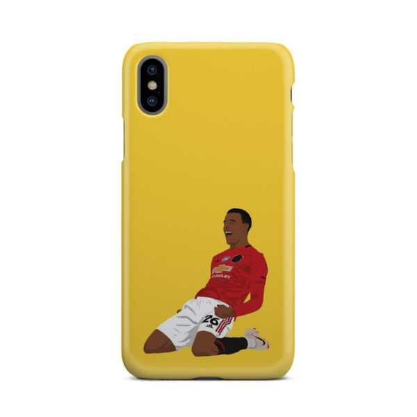 Mason Greenwood MUFC for Premium iPhone X / XS Case Cover