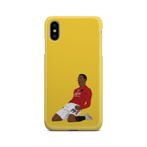 Mason Greenwood MUFC for Simple iPhone XS Max Case