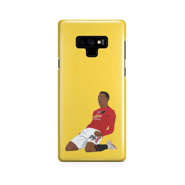 Mason Greenwood MUFC for Simple Samsung Galaxy Note 9 Case Cover