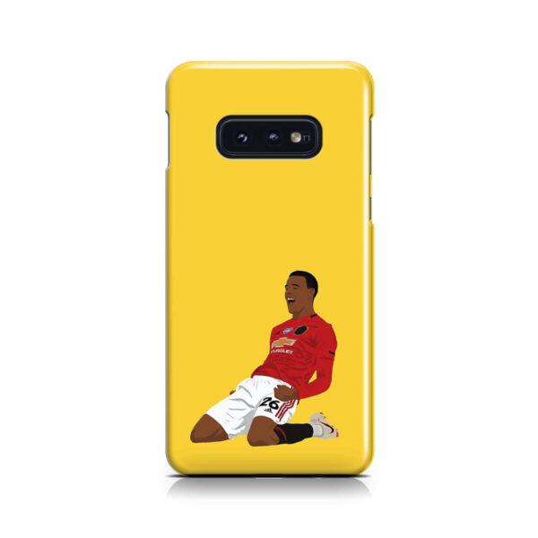 Mason Greenwood MUFC for Simple Samsung Galaxy S10e Case