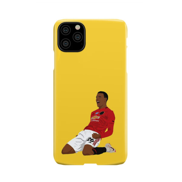 Mason Greenwood MUFC for Stylish iPhone 11 Pro Max Case Cover