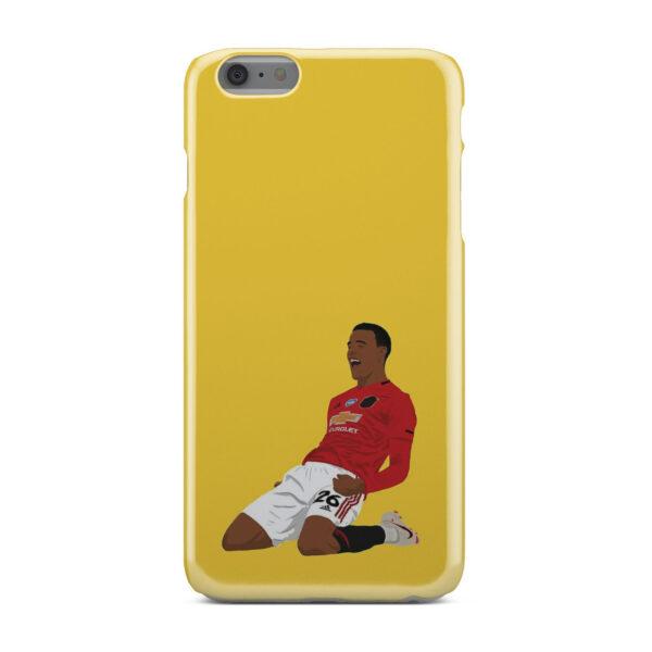 Mason Greenwood MUFC for Stylish iPhone 6 Plus Case