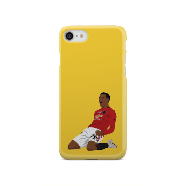 Mason Greenwood MUFC for Stylish iPhone SE 2020 Case Cover