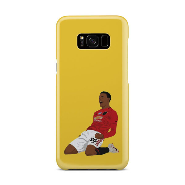 Mason Greenwood MUFC for Stylish Samsung Galaxy S8 Plus Case Cover