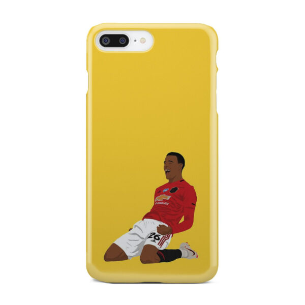 Mason Greenwood MUFC for Unique iPhone 8 Plus Case