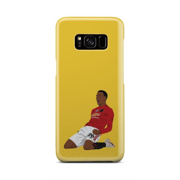 Mason Greenwood MUFC for Unique Samsung Galaxy S8 Case Cover