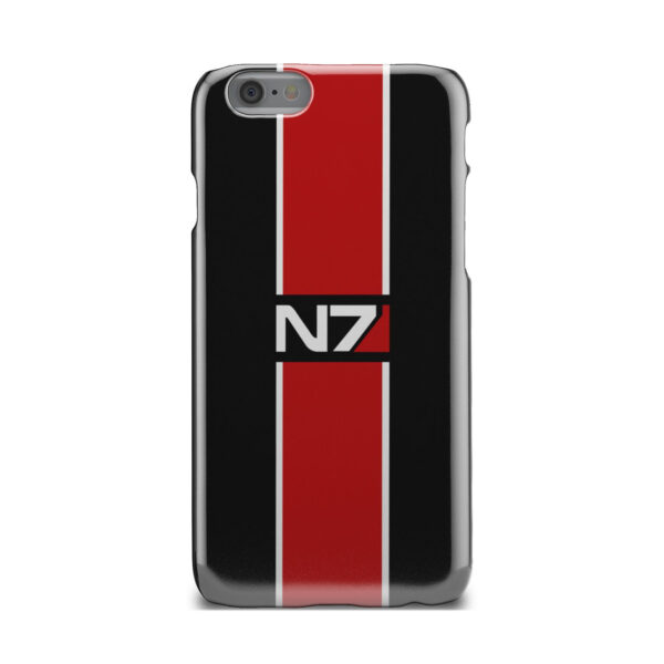 Mass Effect N7 Logo for Amazing iPhone 6 Case