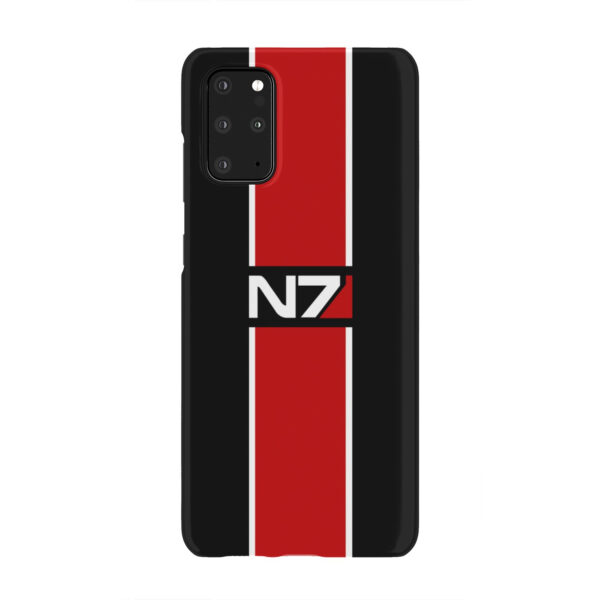 Mass Effect N7 Logo for Beautiful Samsung Galaxy S20 Plus Case Cover