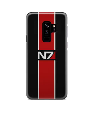 Mass Effect N7 Logo for Cool Samsung Galaxy S9 Plus Case